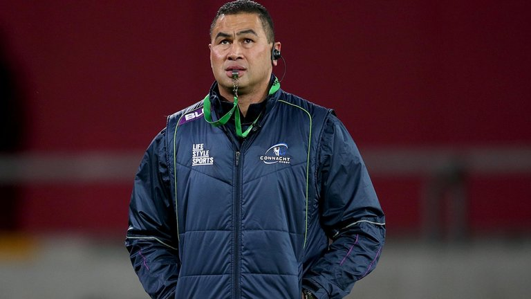 Breaking: Connacht Announce Pat Lam Departure