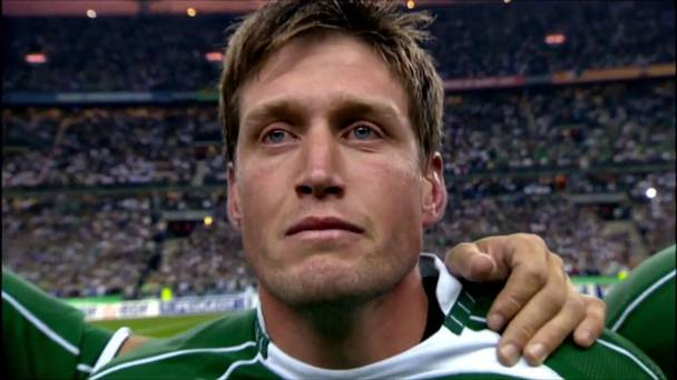 Pic: Argentinian Back Pulls Off Hilarious Joke On Ronan O'Gara