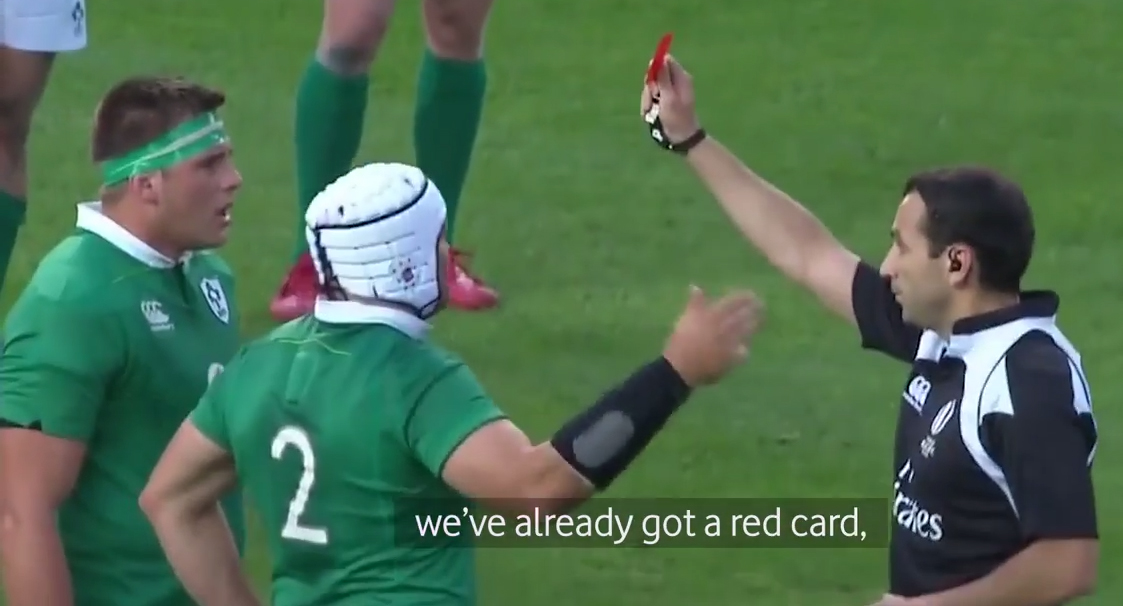 Watch: Trailer Released For Brilliant New Irish Rugby Documentary