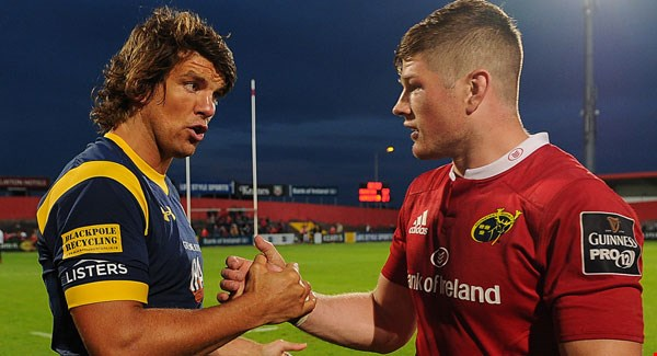 Donncha O'Callaghan Could Be On His Way To France