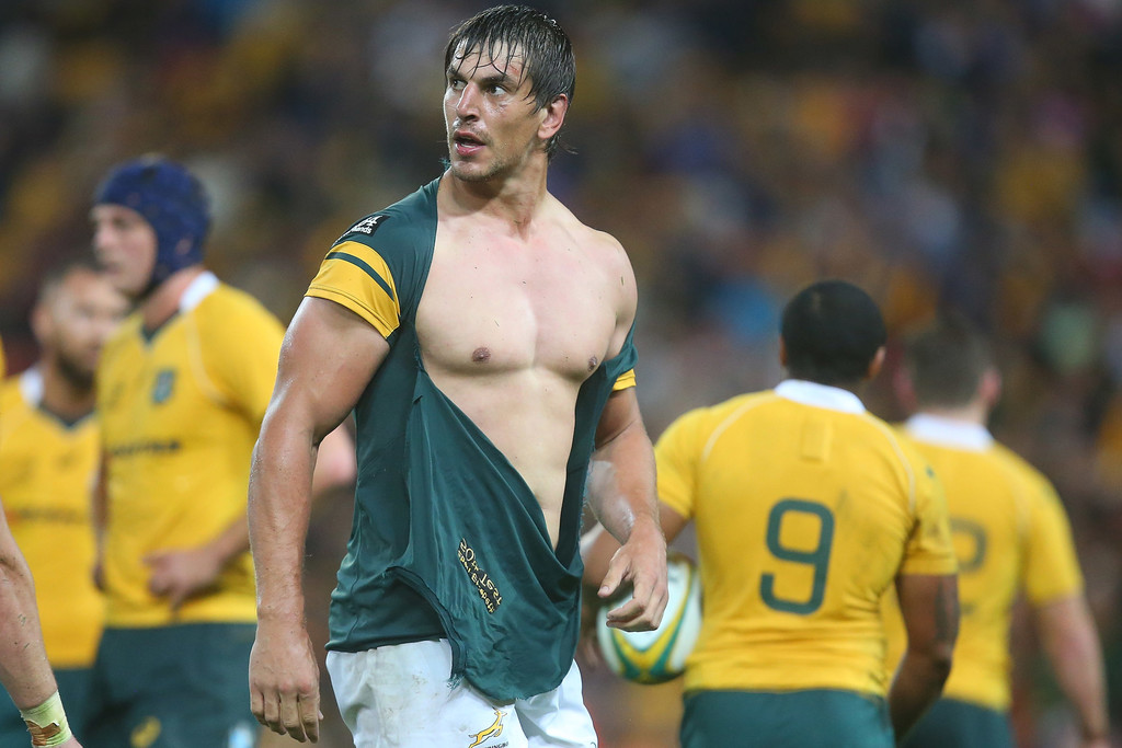 Premiership Club Set To Pay Eben Etzebeth A Staggering £40,000 Per Game