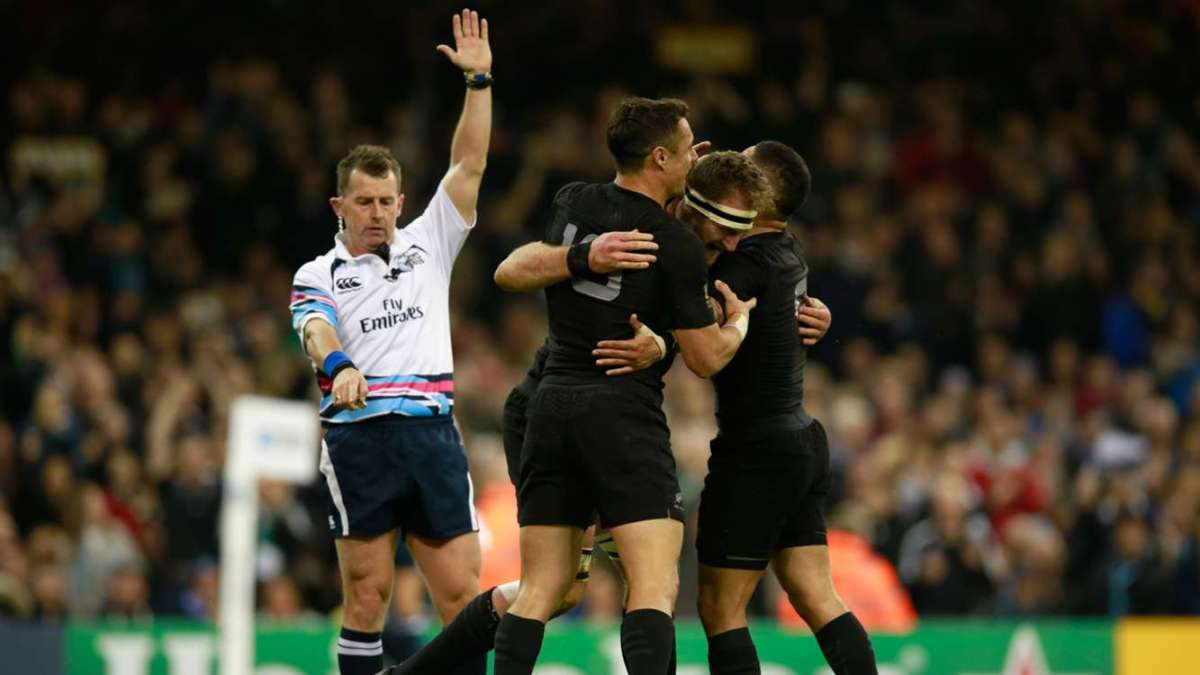 Nigel Owens Recalls His Greatest Moment In Rugby As A Referee