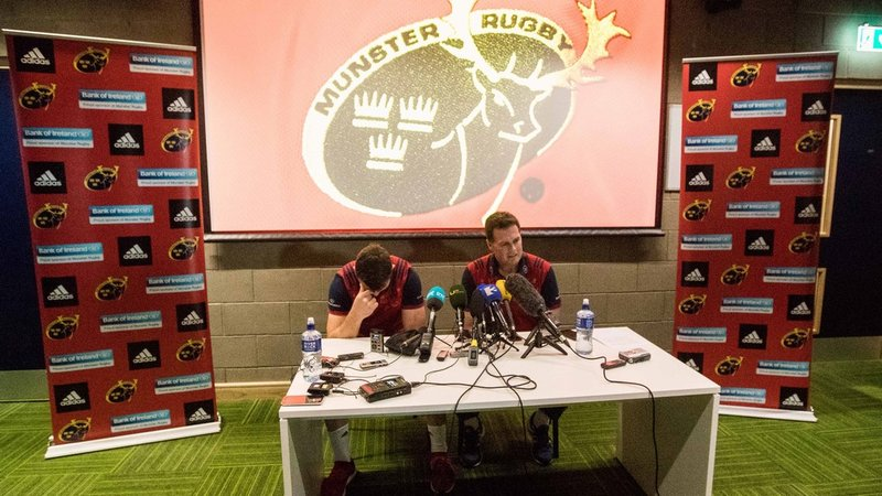 Munster Confirm Glasgow Game Will Go Ahead In Heartbreaking Press Conference