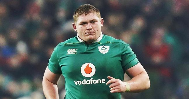 Tadhg Furlong's New Nickname With The Irish Rugby Team Is One Of The Best Ever