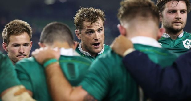 Leinster Boss Leo Cullen Makes Startling Jamie Heaslip Revelation
