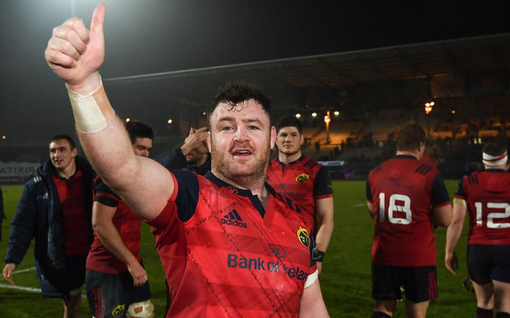 Dave Kilcoyne's Q&A With Munster Is One Of The Funniest Things We've Ever Read