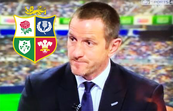 Will Greenwood Picks His Lions XV & It's Sure To Raise A Few Eyebrows