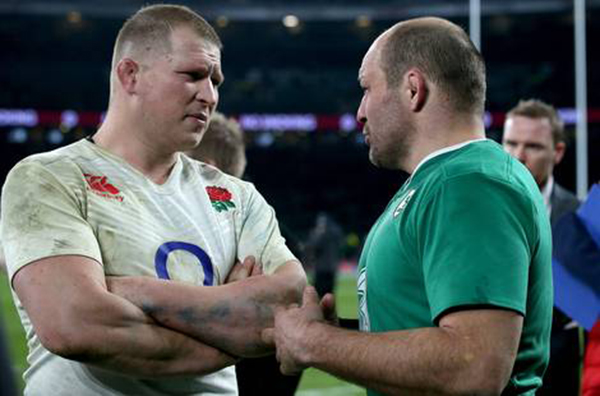 Rory Best's Comments On Hartley & The Lions Captaincy Are A True Mark Of The Man