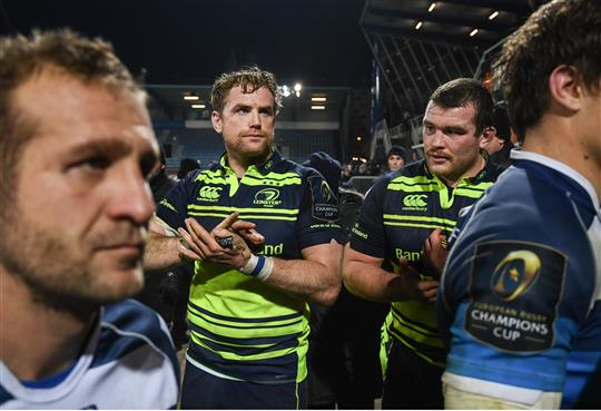 Here's What Jamie Heaslip Said To Leinster In The Post-Match Huddle