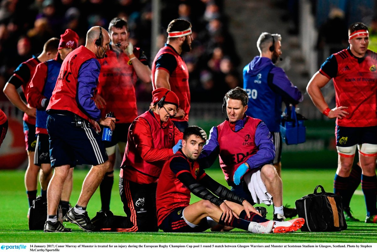 Former England International Has Some Advice For Conor Murray