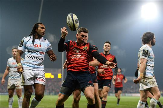 Here's Why Munster Kicked The Ball Out Even Though They Didn't Get The Try Bonus