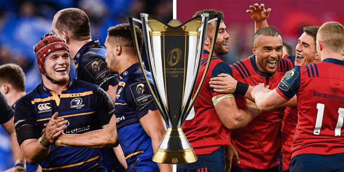 Brian O'Driscoll Reveals Who He Thinks Will Win The Champions Cup