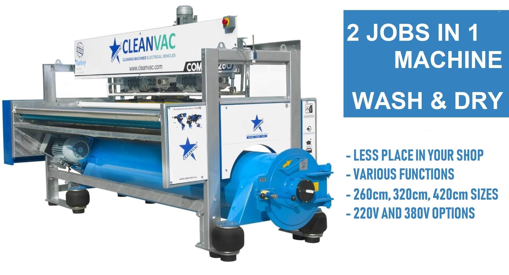 Automatic Rug Washing Machine Rug Centrifuge For Sale