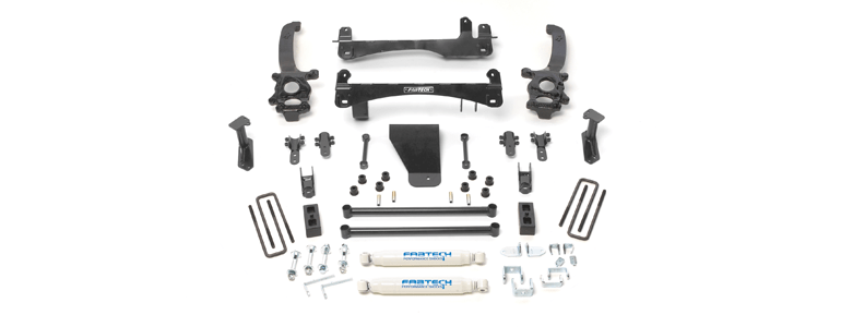 2002 nissan xterra suspension lift kit