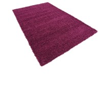 Soft Modern Thick Shaggy Rug 5cm Contemporary Fluffy ...