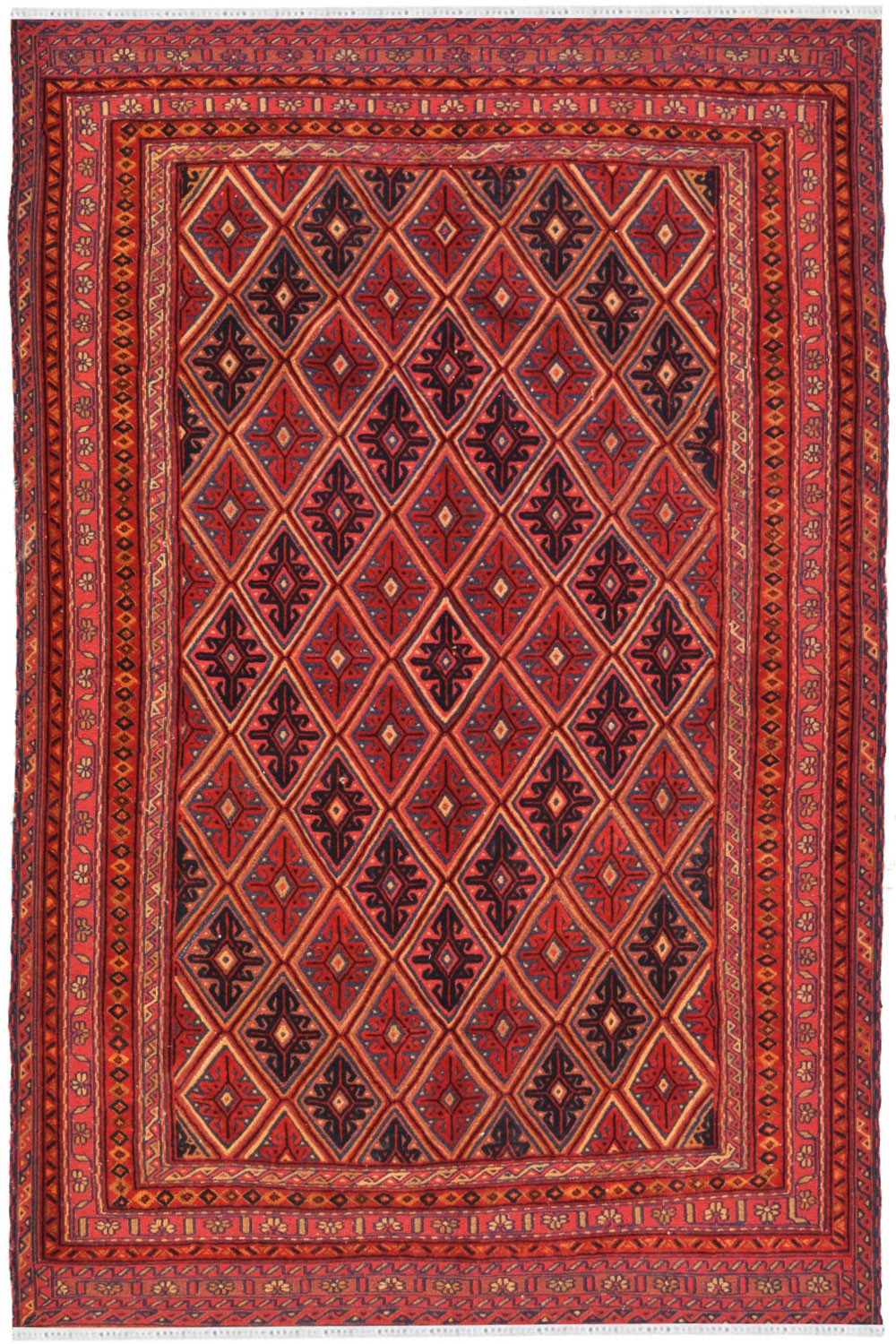 Rugs Online Sale Caucasian Abstract Kilim Area Rug