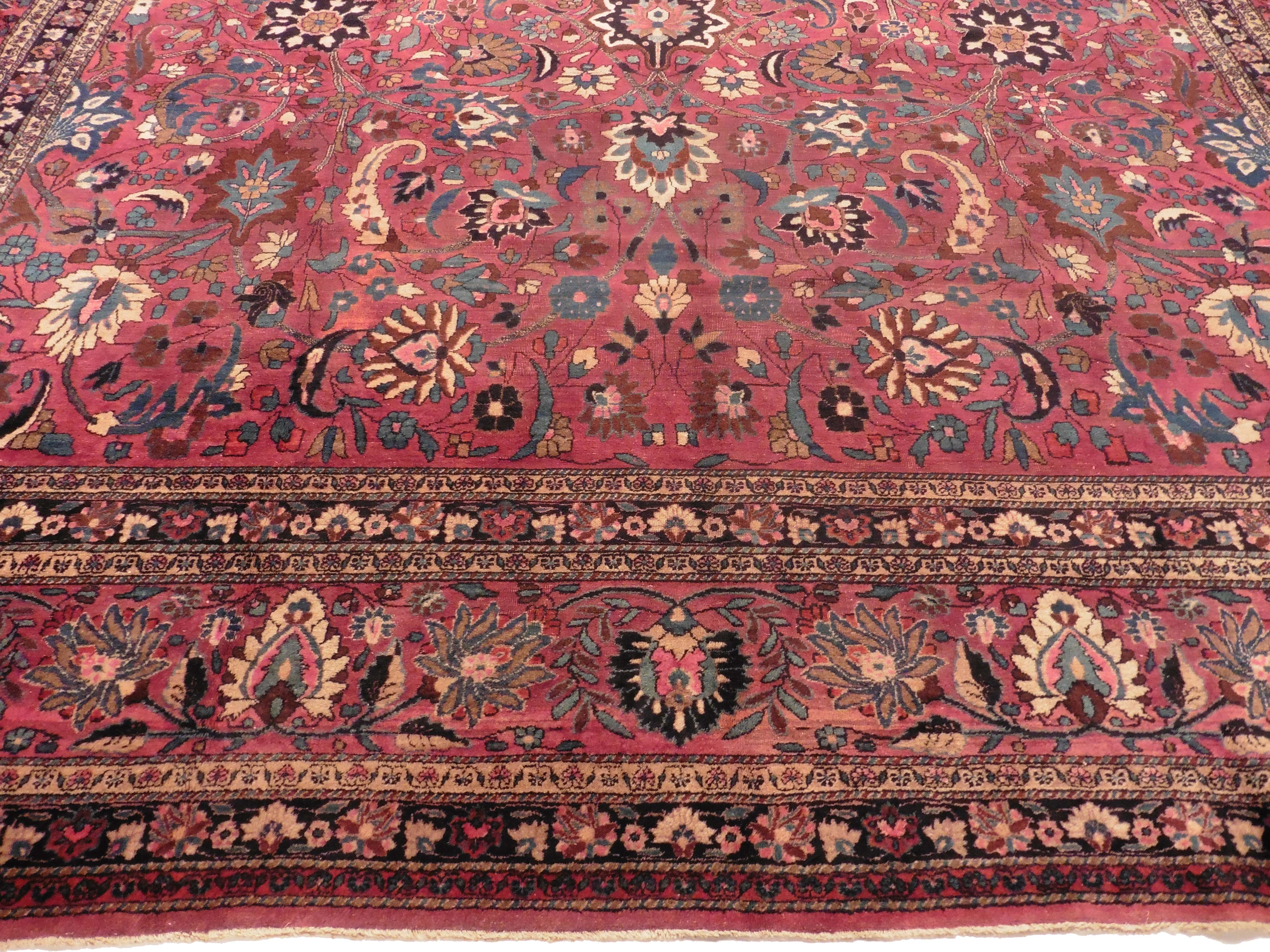 Red Oriental Rug Large Persian Carpets Carpet Vidalondon