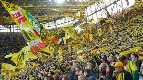 BVB-Fans in der Fankurve © Foto; WDR/Langer