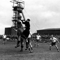 Die Geschichte des Fußballs im Revier