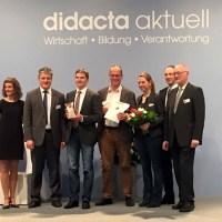 """Medienpass NRW mit Bildungsmedienpreis """"digita"""" ausgezeichnet"""