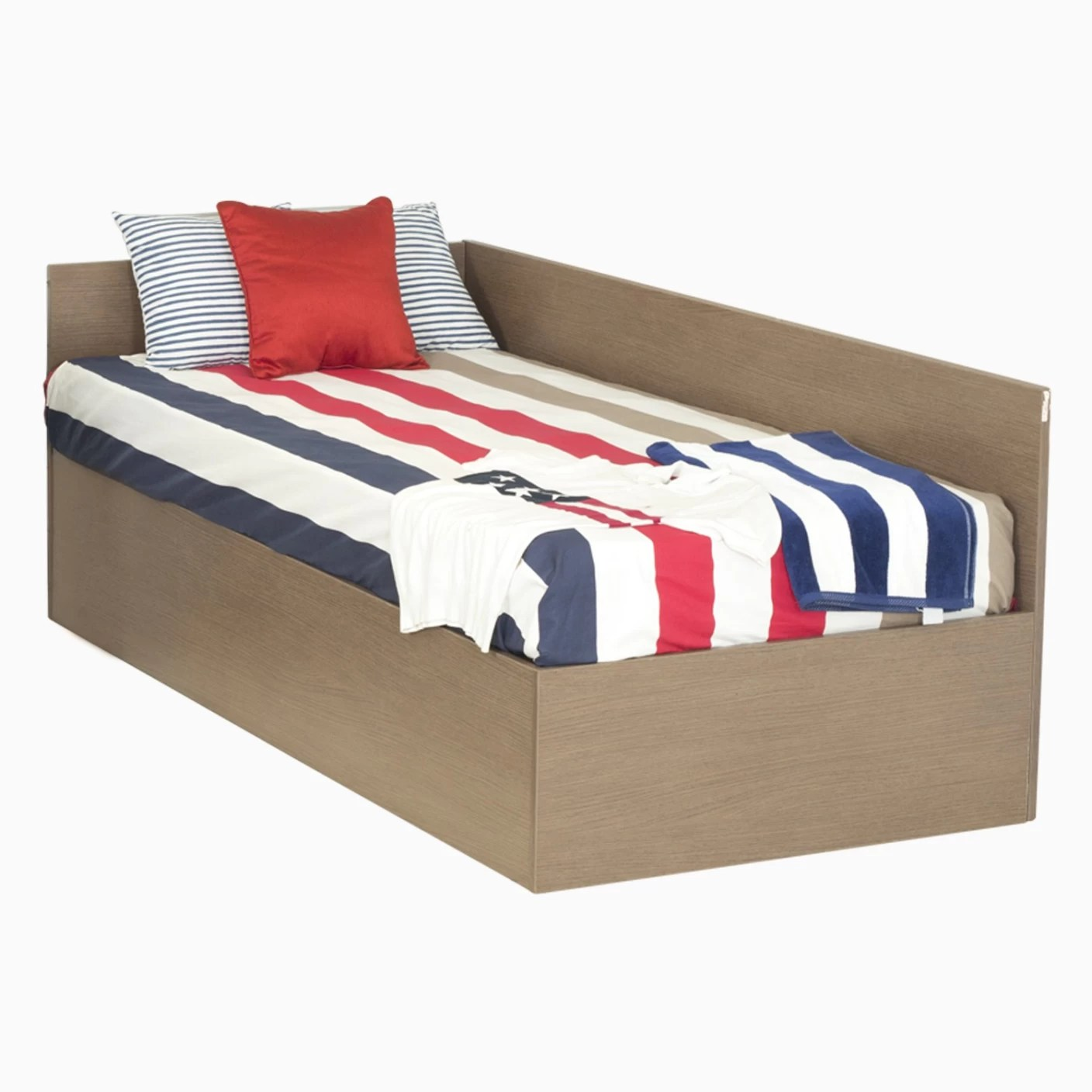 Single Bed Price Godrej Interio Floyd Single Bed Engineered Wood Single Bed