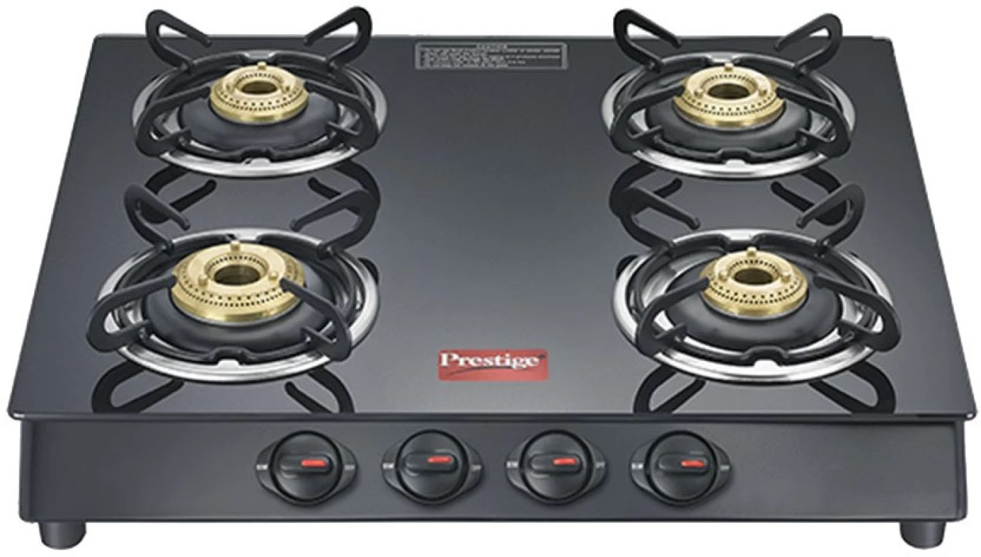 Gas Stove Prices Prestige Marvel Plus Glass Stainless Steel Manual Gas