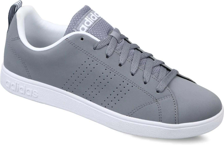 ADIDAS NEO ADVANTAGE CLEAN VS Sneakers For Men - Buy GREY/GREY/FTWWHT Color ADIDAS NEO ADVANTAGE ...