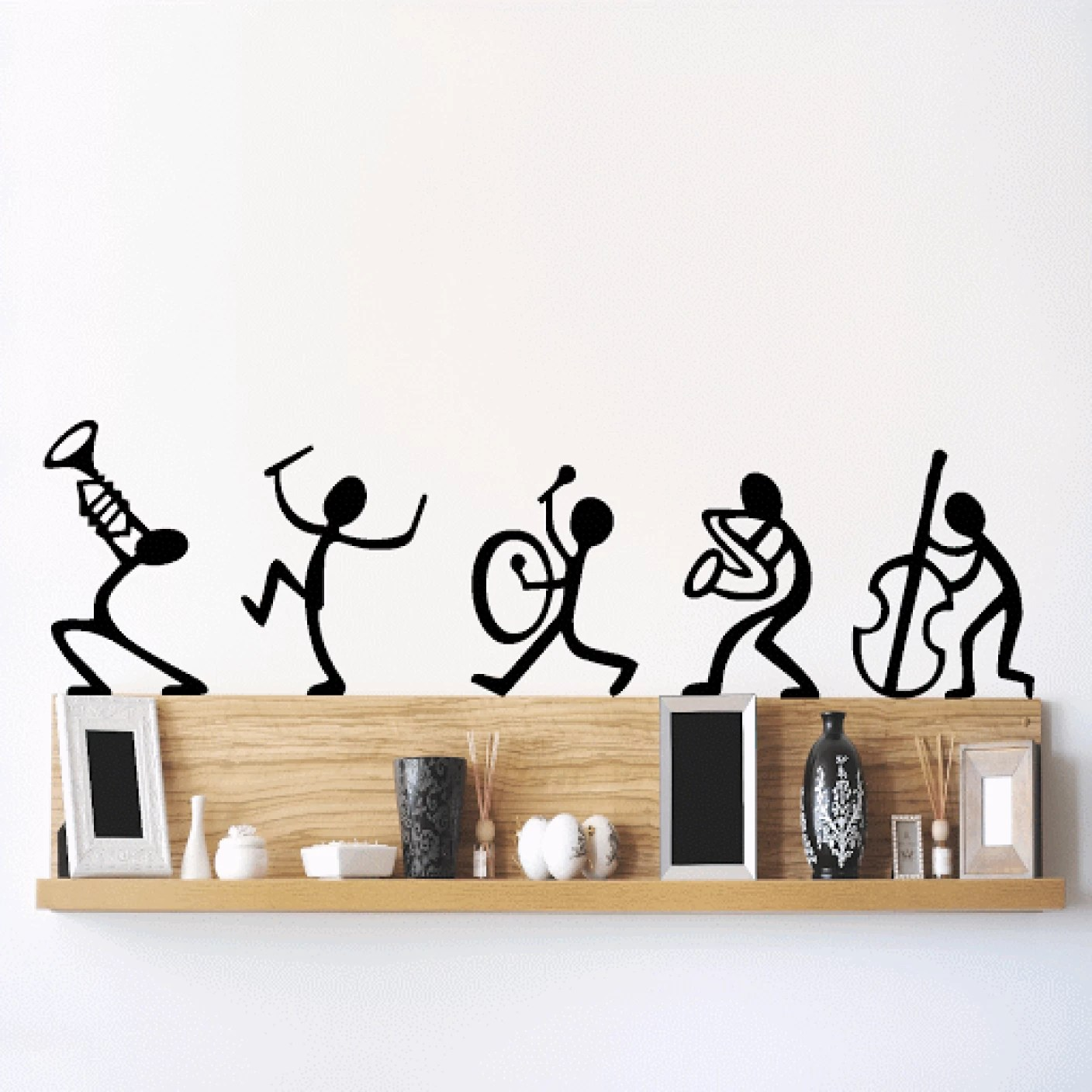 DeStudio Large Wall Stickers Sticker Price in India