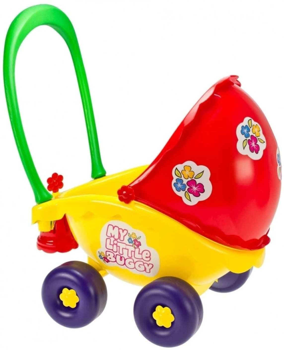 Toy Pram Plastic Funskool My Little Buggy My Little Buggy Shop For