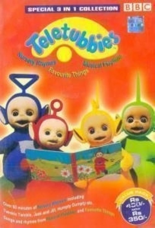 Medium Of Teletubbies Nursery Rhymes