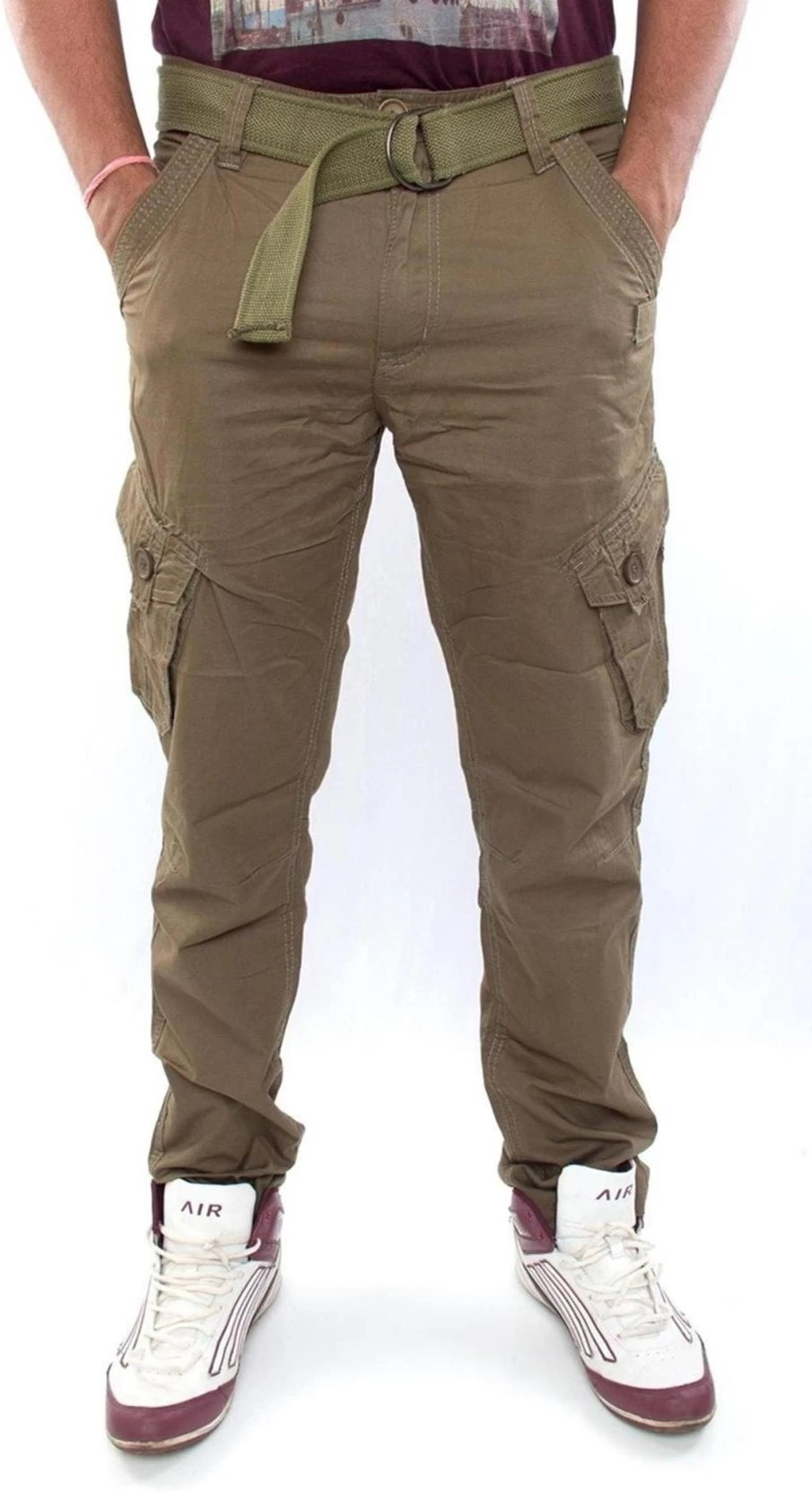Tom Railor Tom Tailor Men S Cargos Buy Green Tom Tailor Men S Cargos Online
