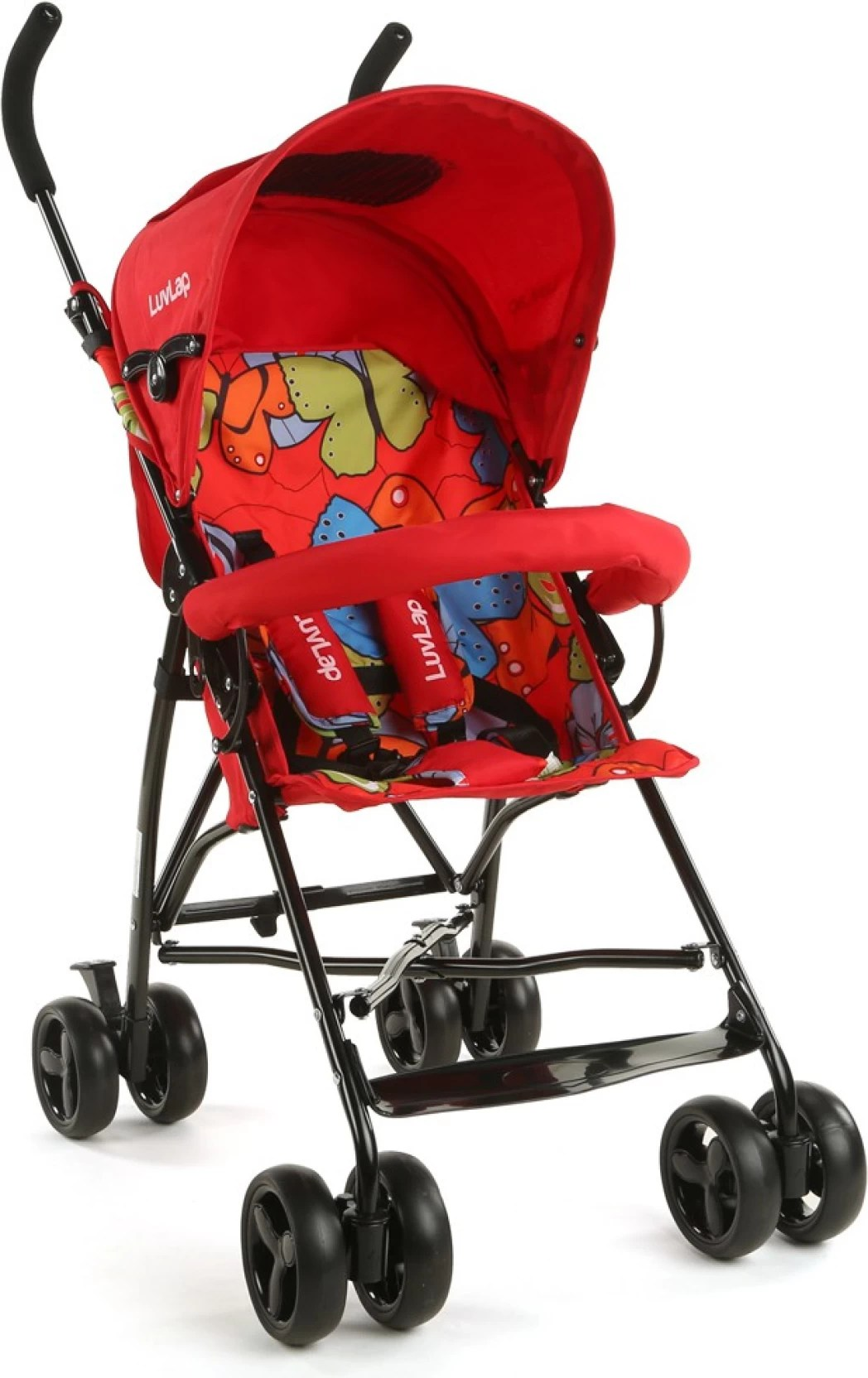 Buggy Stroller India Luvlap Tutti Frutti Baby Buggyà  Red Stroller