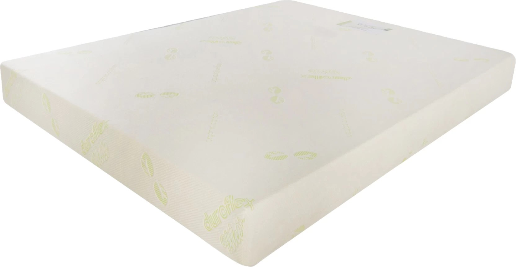 Latex Foam Mattress Duroflex White 5 Inch Queen Latex Foam Mattress Price In India
