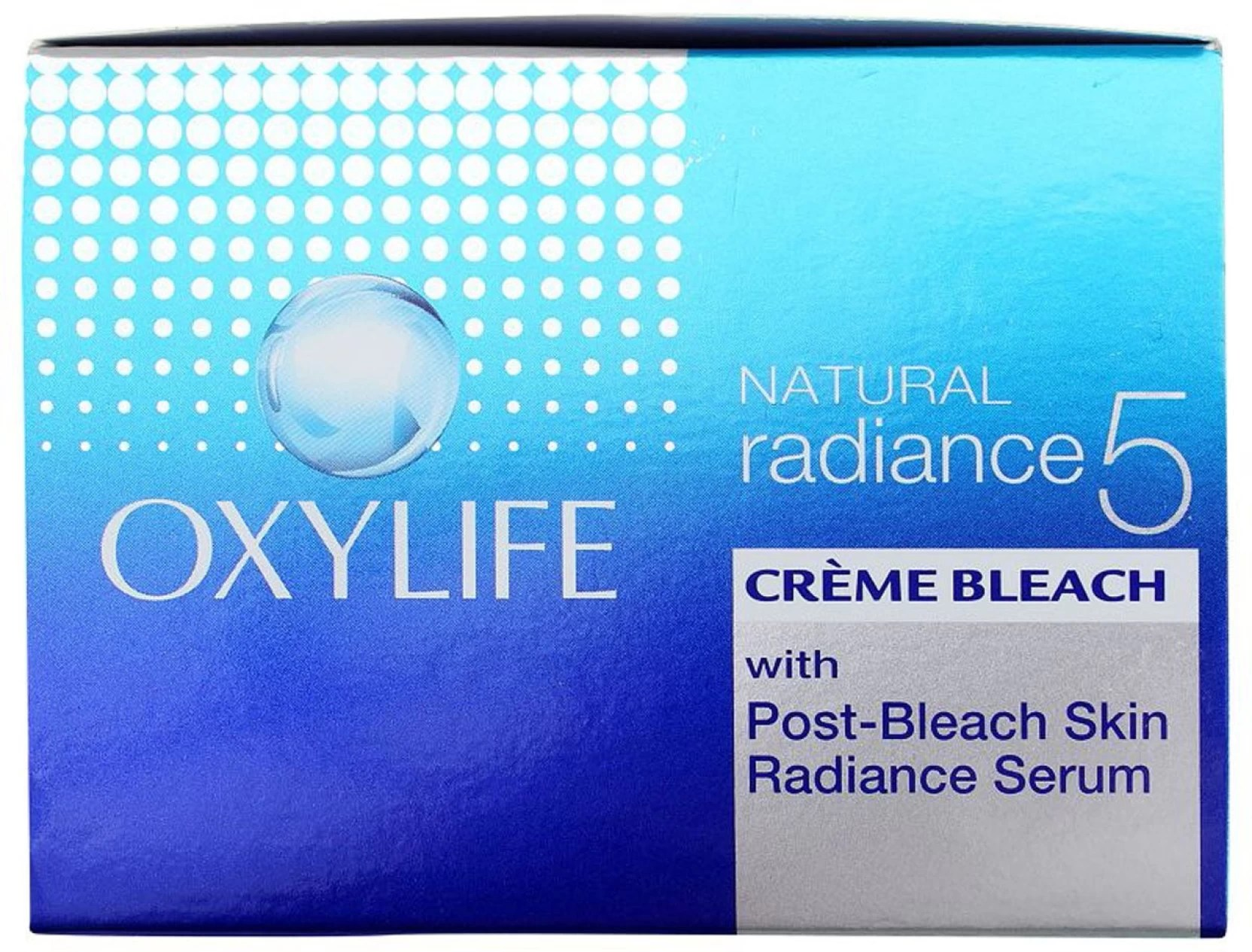 Salon Creme Oxy Life Salon Professional Creme Bleach With Natural Radiance Oxy