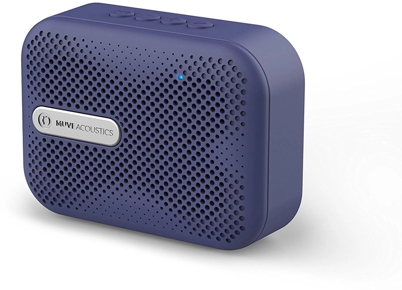 Box Bluetooth Muveacoustics Box Bluetooth Wireless Speaker Usb Micro Sd Card Slot Mic Flagship Blue 3 Bluetooth Speaker