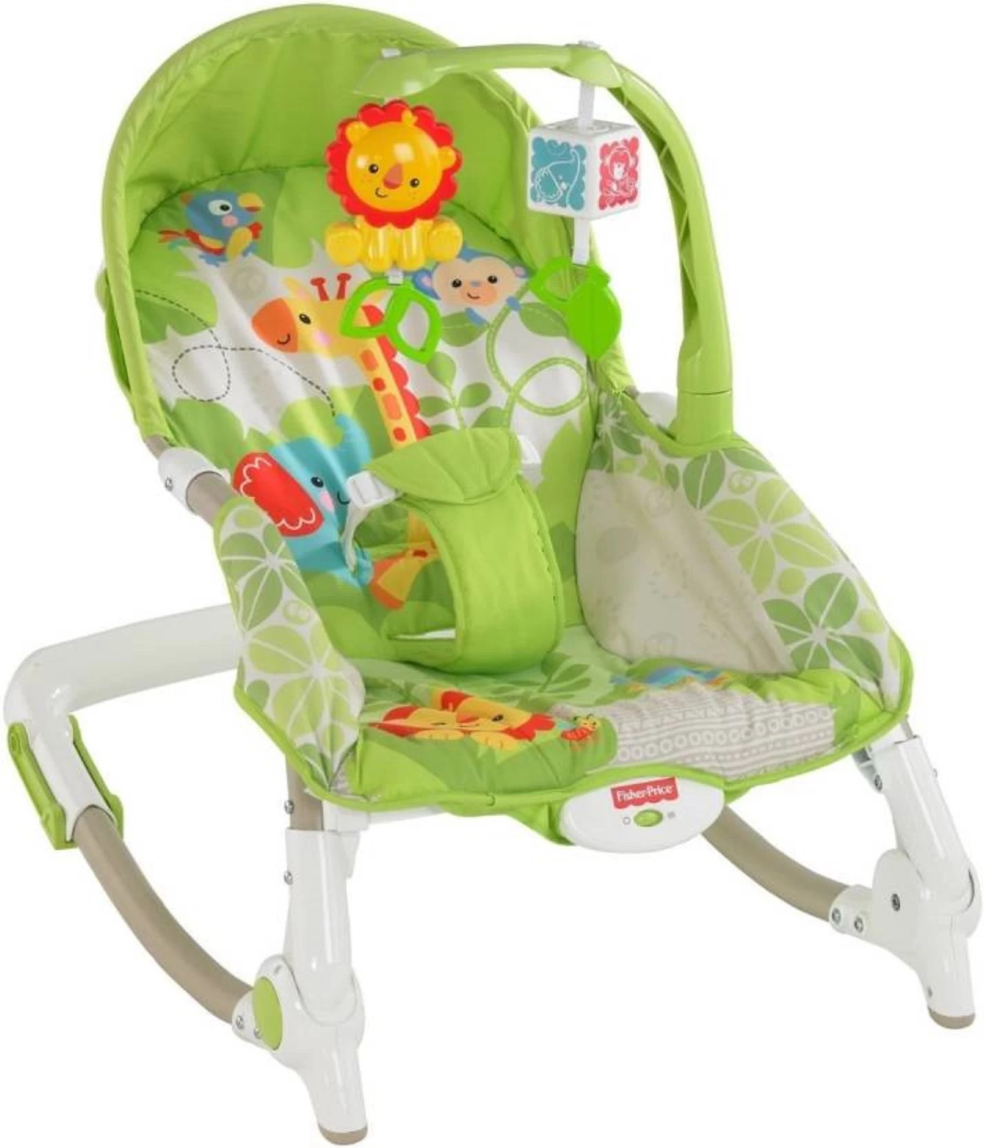 Bouncer Baby Ar Enterprises Baby Bouncer Cum Rocker With Vibration Function Music And 2 Toys Non Electric Bouncer