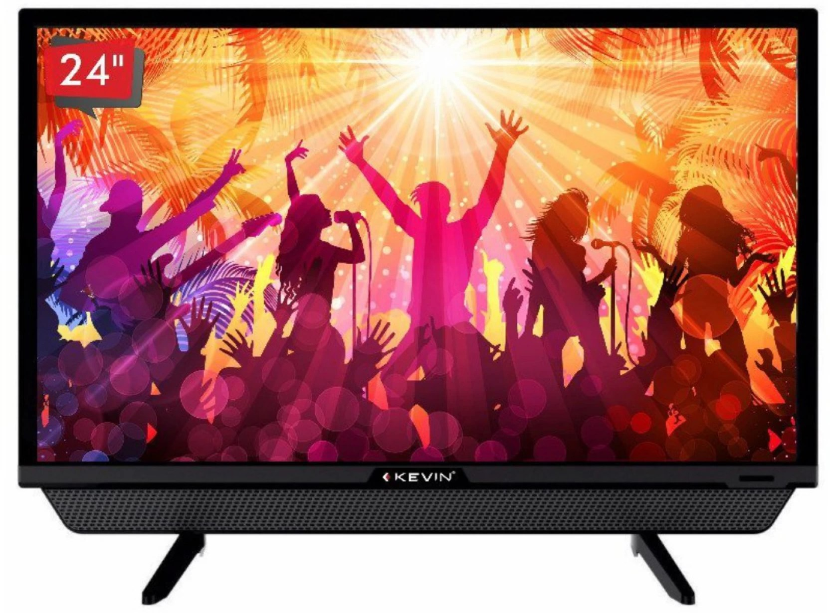 60cm Tv Kevin 60cm 24 Inch Hd Ready Led Tv