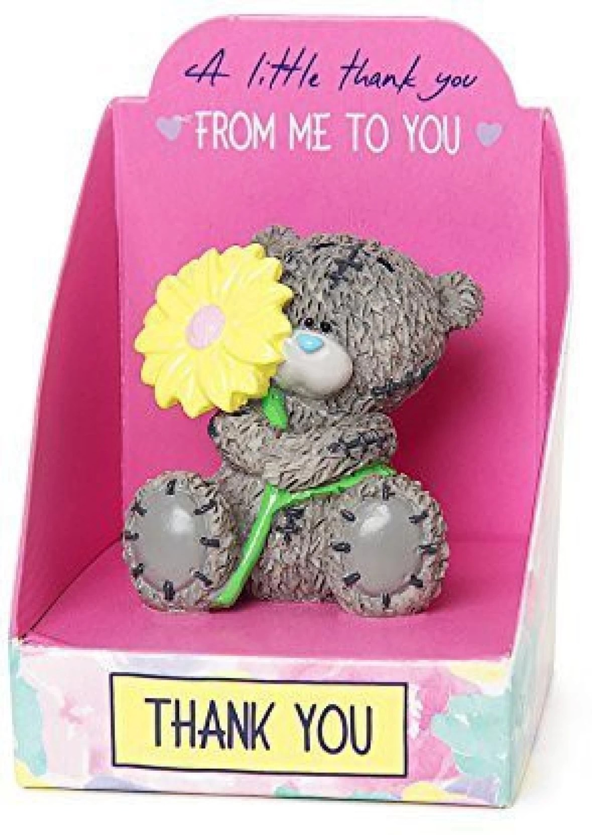 Carte Blanche Cartridges Carte Blanche Me To You Thank Figurine Flower Boxed Gift Say