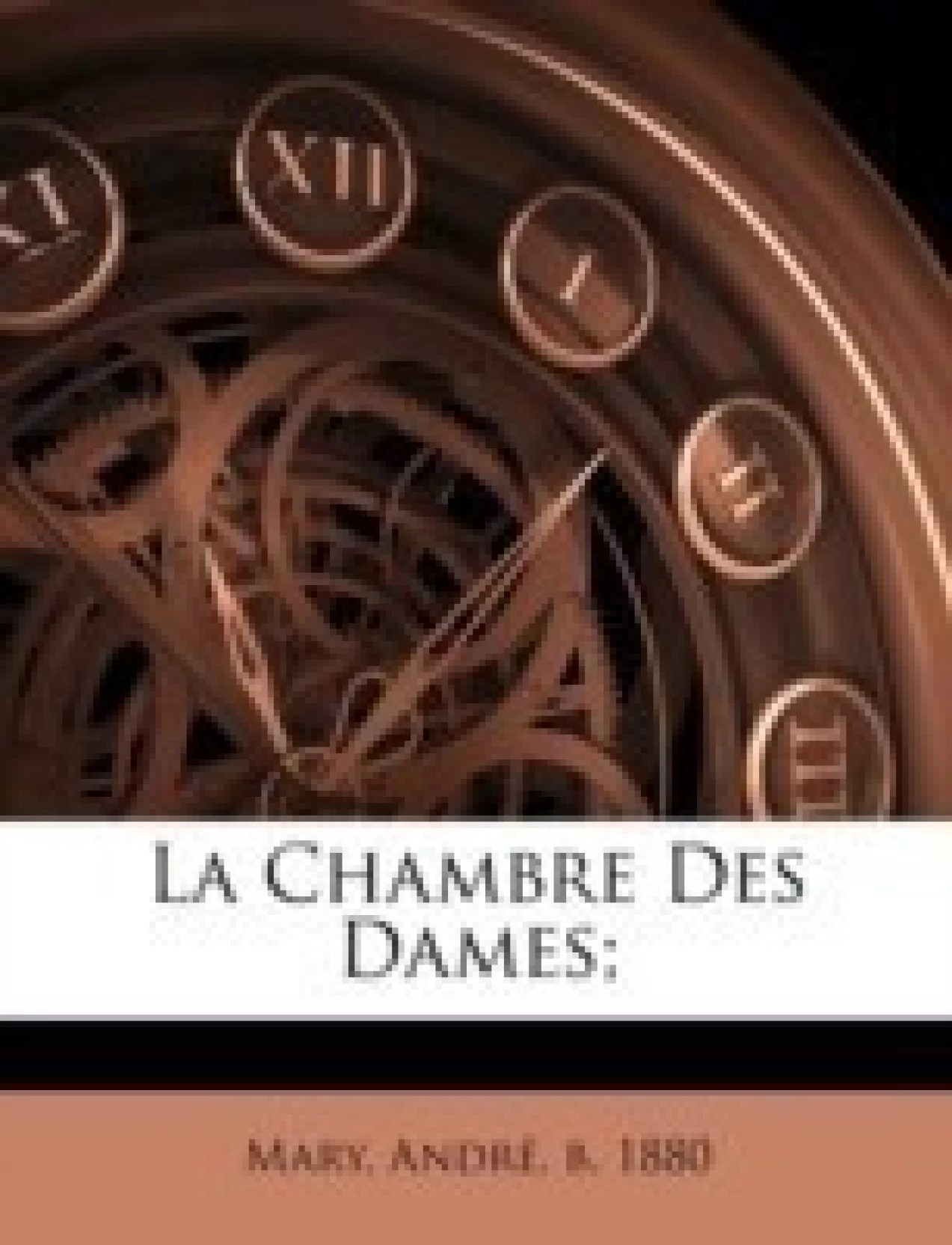 La Chambre Des Dames La Chambre Des Dames Buy La Chambre Des Dames By Unknown At Low