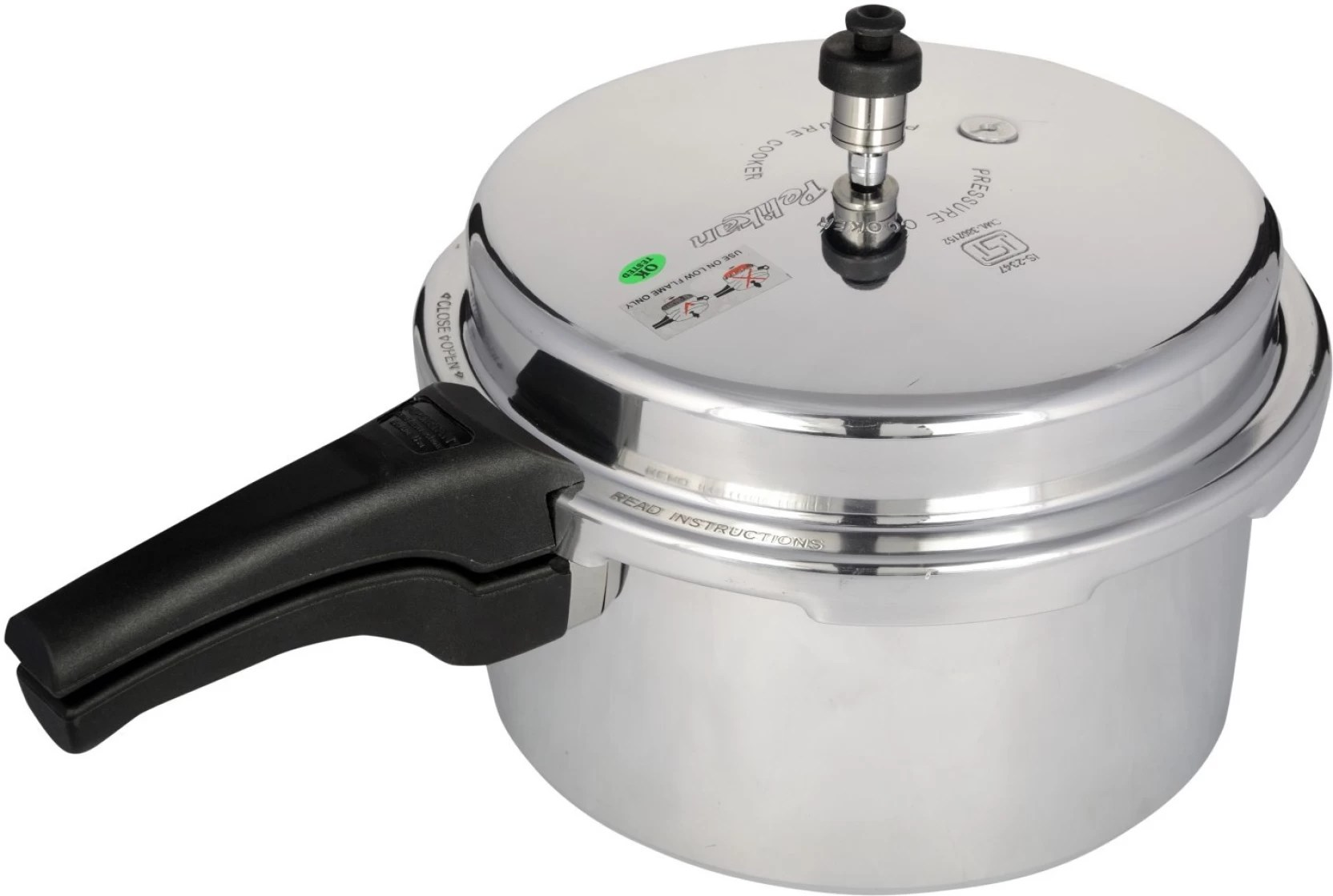 Big W Pressure Cooker Pelikan 7 5 Pressure Cooker Price In India Buy Pelikan 7 5