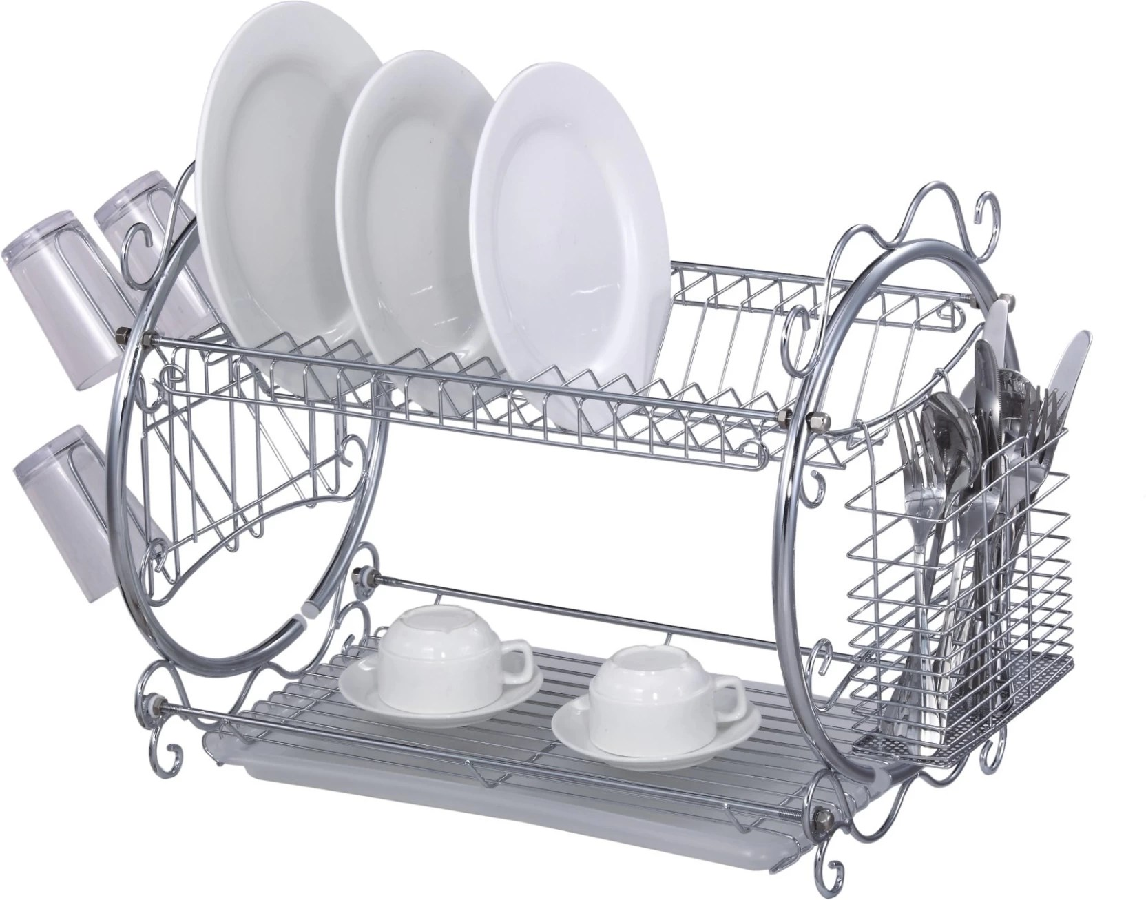 Seven Seas Spectra Dish Drainer Steel Kitchen Rack Price