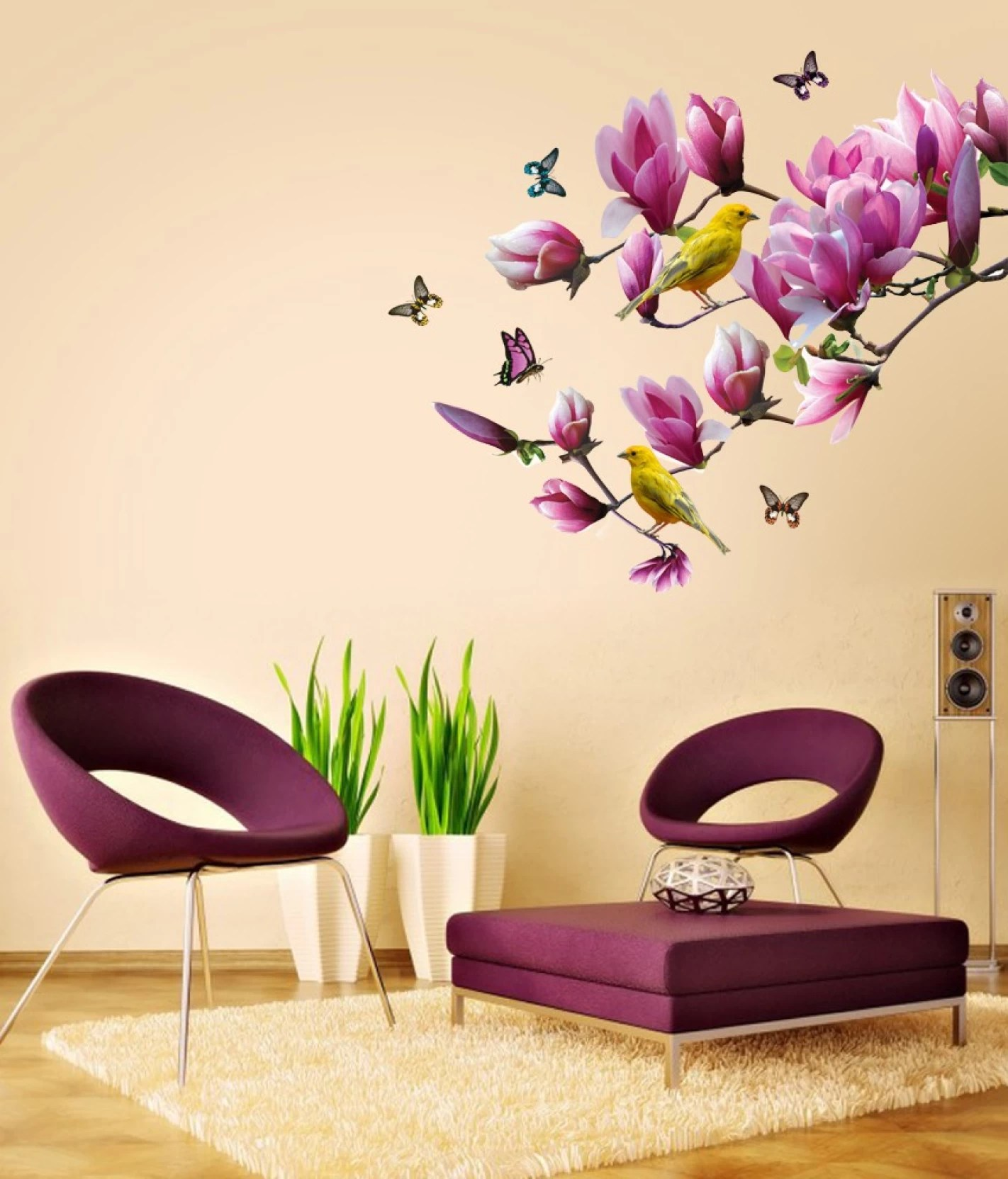 3d Wallpaper For Home Wall Price In India Aquire Extra Large Pvc Vinyl Sticker Price In India Buy