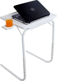 Tablemate Plastic Portable Laptop Table Price in India