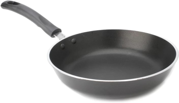Pigeon Non Stick Fry PAN without Lid 240 mm Pan 24 cm diameter Price in India - Buy Pigeon Non ...