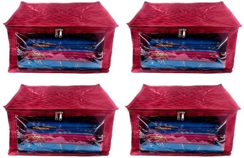 Large Clear Plastic Clothes Garments Underbed Storage Bags  sc 1 st  Listitdallas & Sari Storage Bags - Listitdallas