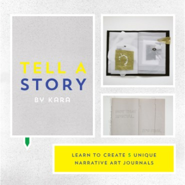 tell a story by classes kara made