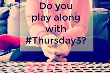 rukristin do you play along with thursday three