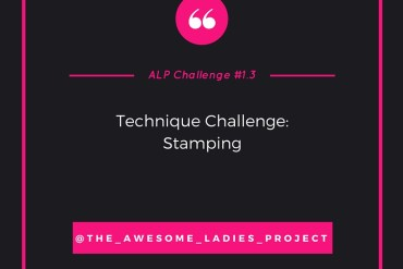 rukristin Awesome Ladies Project Weekly Scrapbook Challenges