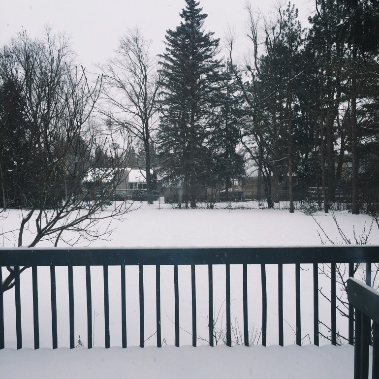 rukristin when It snows it snow pours -- how I'm getting myself out of my writing slump