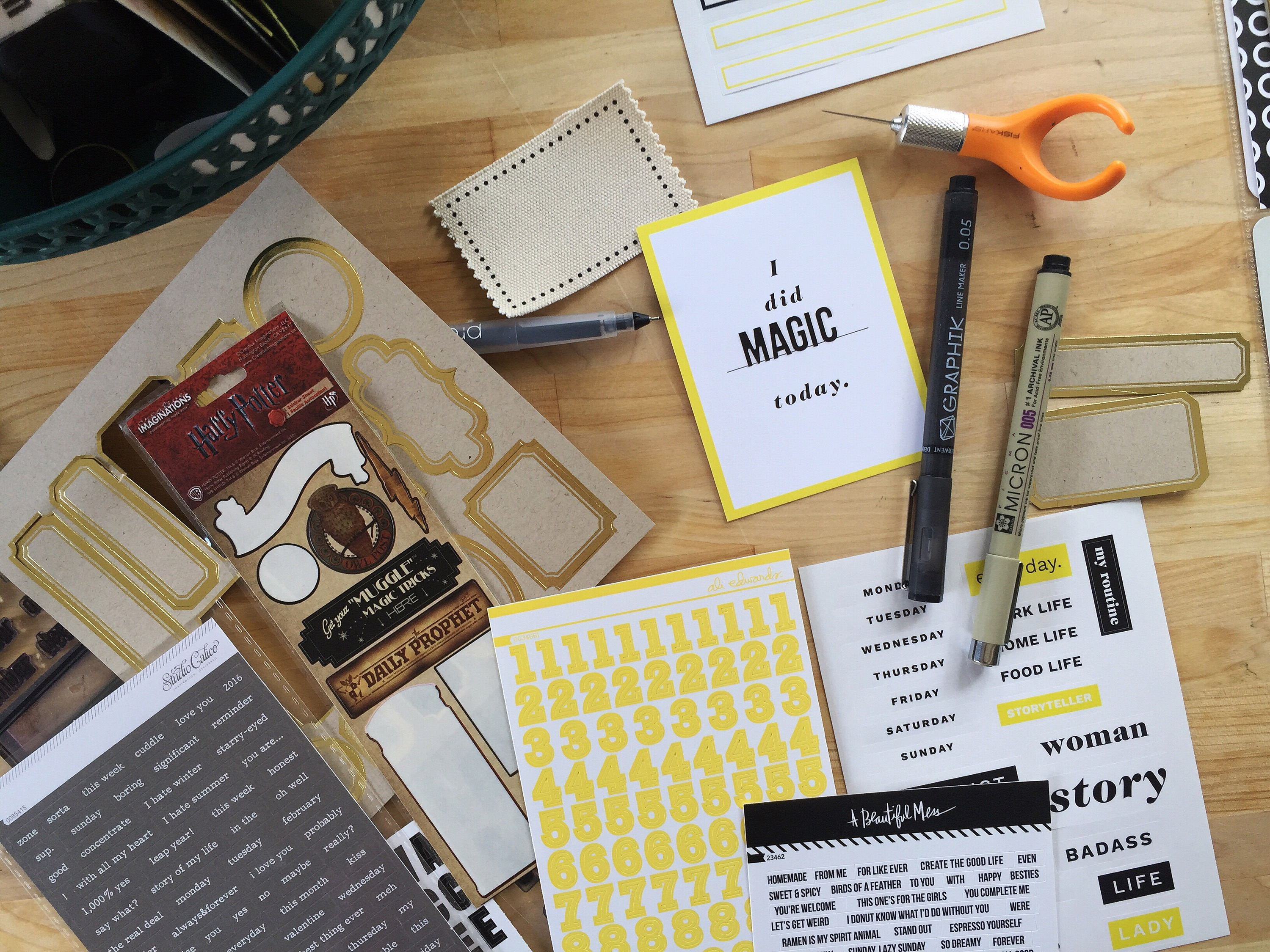 How to scrapbook without page protectors - Albums And Page Protectors Are Definitely Essentials But You Might Be Able To Leave Them At Home If You Re Planning A Scrapbook Day Out And Don T Want To